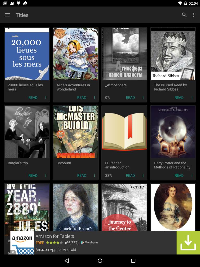 Aplikasi Untuk Membaca Buku di Android dan IOS Bagian 1