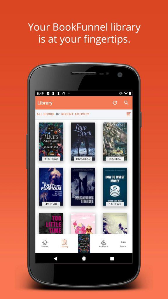 Aplikasi Untuk Membaca Buku di Android dan IOS bagian 2